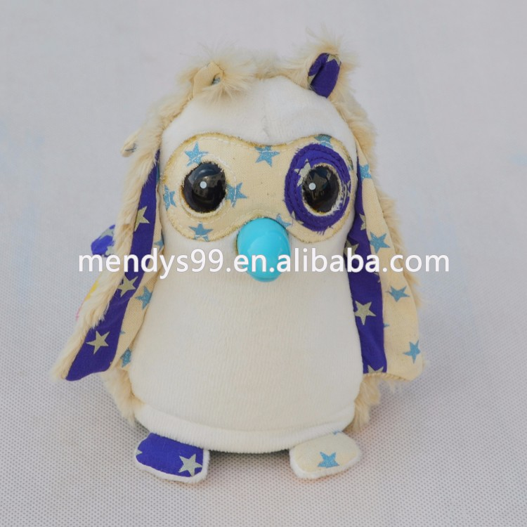 Plastic baby transmutable penguin hatching eggs toys