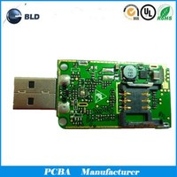 Factory directly sales Driver board PCB / led driver circuit board / LCD Driver board assembly
