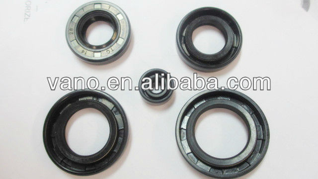 High quality NBR FKM CG125 motorcycle rubber oil seal