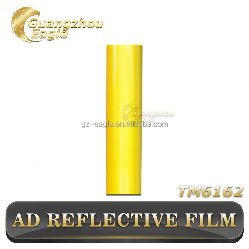 Printable 1*50m Safety Road Sign White Reflective Tape Roll