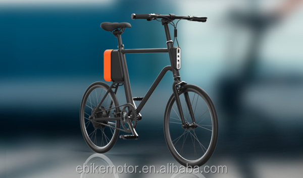 EN15194 YUNBIKE <strong>C1</strong> 36V/180W unfoldable 20 inch electric pedal bike