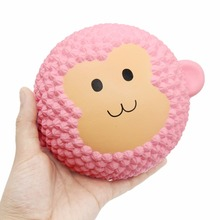 Squishies Monkey Jumbo Slow Rising Squishies Kawaii Scented Soft Animal Toys