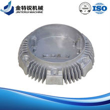 high pressure aluminum die casting lighting fixtures and parts
