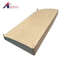 UHMWPE HDPE Plastic Temporary Road Mat