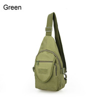 military tactical single shoulder bag 600D waterproof fabric molle backpack for hunting camping hiking CL5-0059