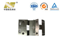 Aluminum or Iron or Stainless Steel Metal Stamping Door Cabinet Furniture Hinge