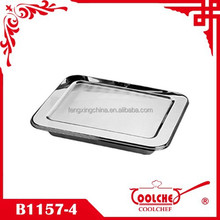 Stainless Steel Covered Lunch Box Food Grade