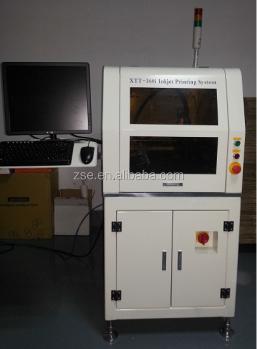 professinonal smt/smd machine manufacturer XTT-360i INKJET MARKING MACHINE