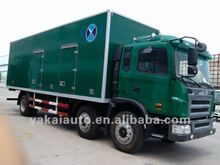 promotion:Cargo trucks,freezer box van trucks,refrigerated food transportation trucks