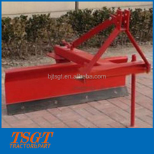 50hp tractor mounted China rear blade/scraper/grader and land level machinery