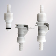 "1/4"" Acetal Small Plastic Quick Disconnect Coupler"