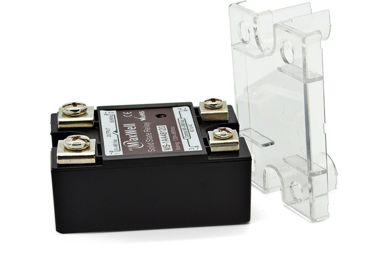 MaxWell MS-DD6025 25 amps dc-dc solid state relay