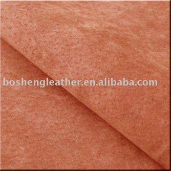 hot sale brown pig split for shoe lining