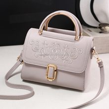 China Trendy Cheap Designer Stock Women Bag and Wallet