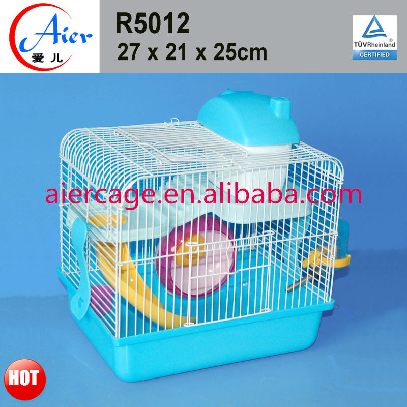 pet product metal luxury hamster cages