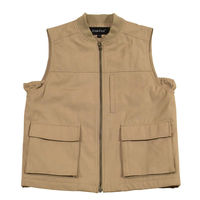 2013 fashion vest for men fishing vest