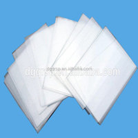 Single side silicon coated pet film thermoforming