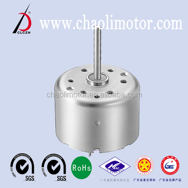 20.1mm small 2.5v 2800rpm CL-RF310TA DC Motor for Beauty Apparatus and Cell Phone
