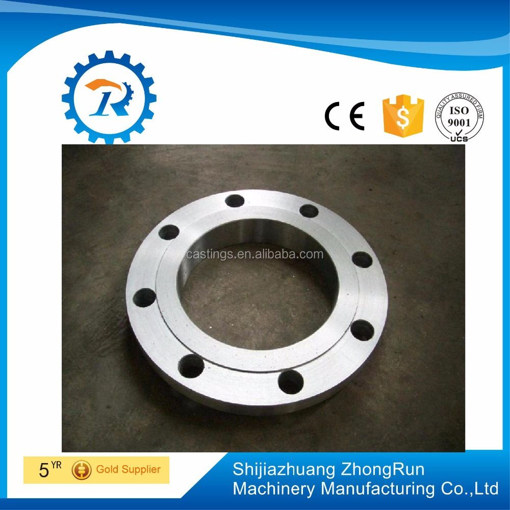 YAFA customized galvanized pipe flange