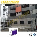 led screen hanging truss, led display hanging truss, stage lighting truss from TRUSSING CHINA