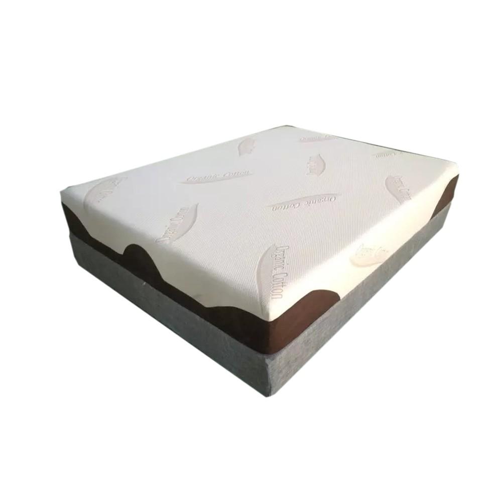 US/EU help sleep comfort latex and memory foam mattress hybrid bed - Jozy Mattress | Jozy.net