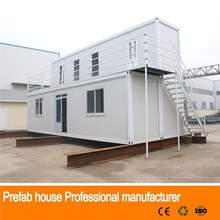 mobile convenient store  ready made home prefabricated villa