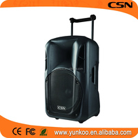 supply all kinds of rohs and ce case speaker,kb-100 bluetooth speaker,21 inch subwoofer