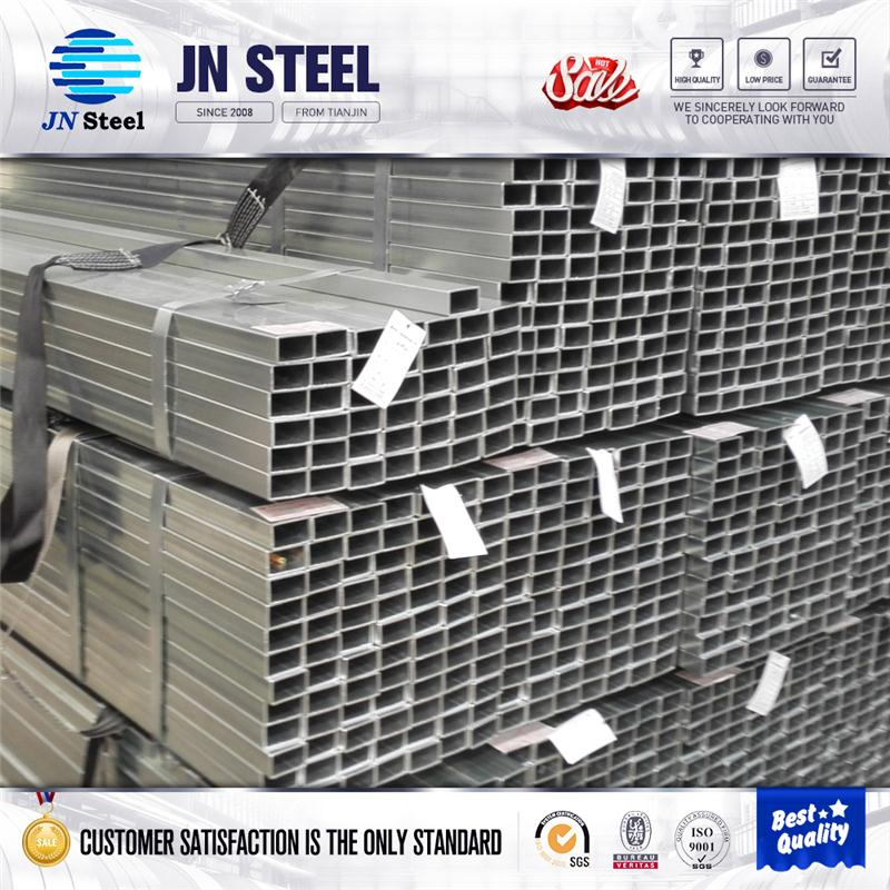 q235 steel equivalent SS400 Steel Pipe rectangular steel pipes