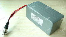10S4P Quality 37V 12Ah Li-ion Battery for Electric Bike with Panasonic Cells