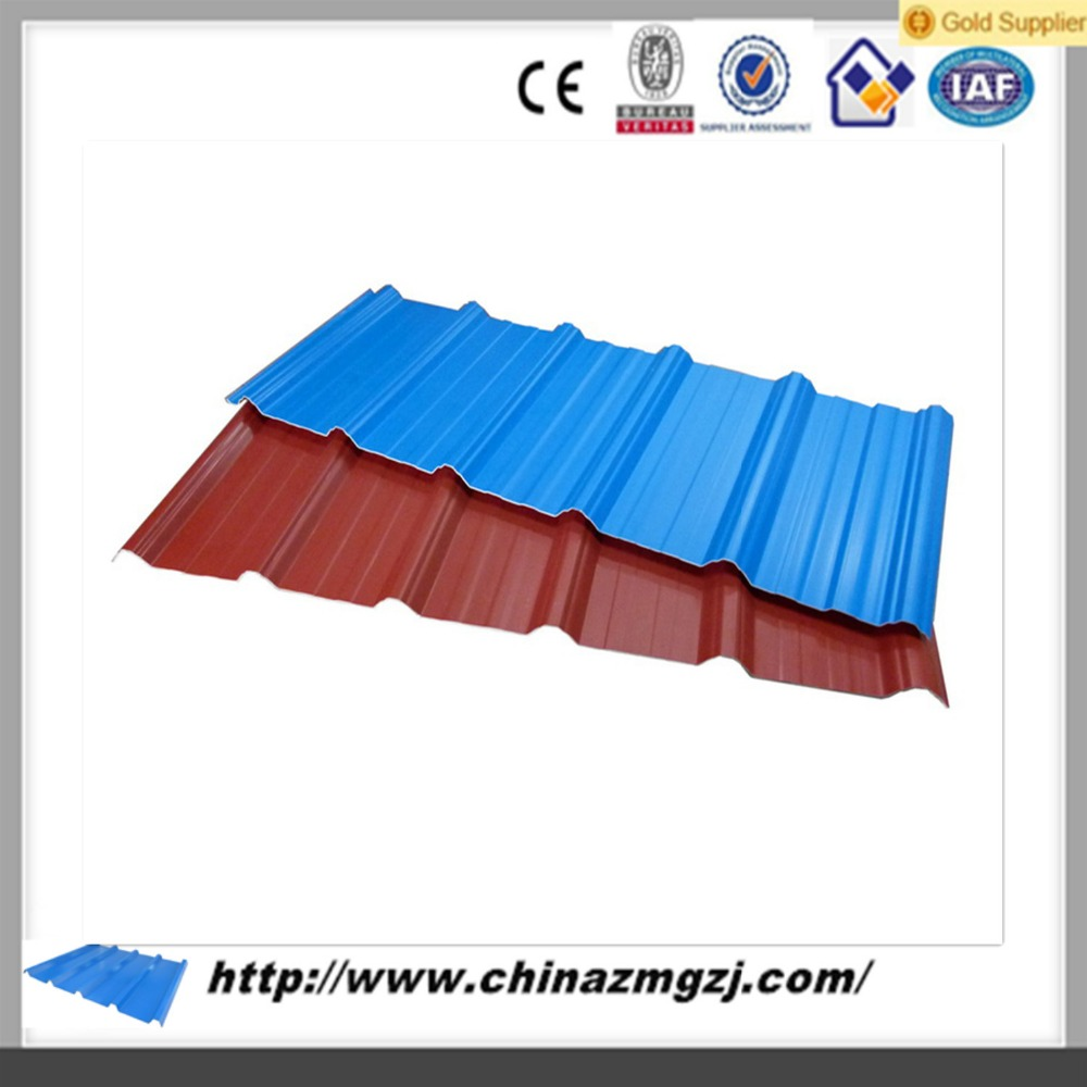 long span corrugated Various types of roofing sheets aluminium corrugated gi sheet plate