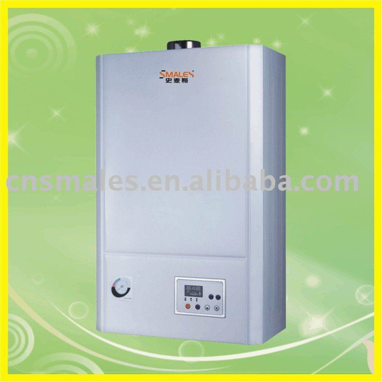 China Smales CE Standard Wall-hung Gas Boiler (JLG20-B02C) export to Russia, Uzbekistan