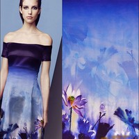 100 silk shantung wholesale silk dupion fabric