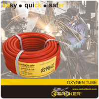 High quality 2015 New Oxygen and Acetylene Rubber Welding Tube Hose Pipe Welding Tools