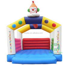 Clown themed air trampoline inflatable inflatable castle toys