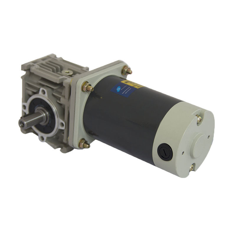 1:15 Ratio low rpm high torque 12v dc worm gear motor (d63l With Low RPM