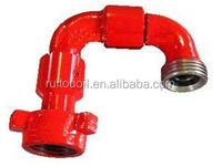 API High Pressure Chiksan Swivel Elbow Joints/Long Sweep Swivel Joint/High Pressure Swivel Joint Elbows