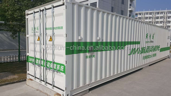 1 MWh mobile energy storage container lifepo4 lithium battery & 1 MWh mobile energy storage container lifepo4 lithium battery View ...