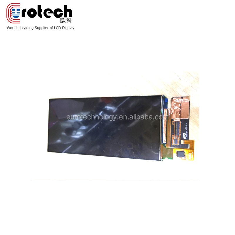 AUO brand H497TLB01.4 5.0inch oled capacitive amoled 720*1280 resolution full viewing angle MIPI interface handheld device panel