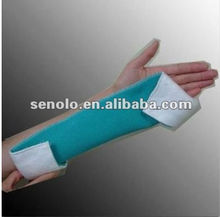 Adjustable orthopedic medical knee splint