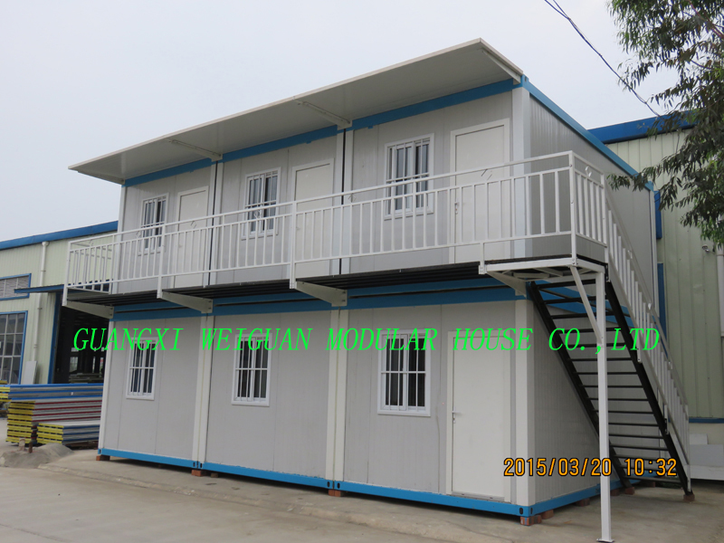 Best Prefab Modular House Shipping By Sea Container House