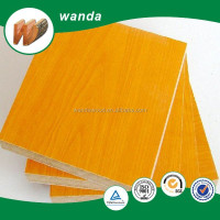 laminated mdf/ melamined board/MDF sheet