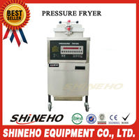 P007 fast food restaurant equipment/crispy fried chicken/broaster pressure fryer