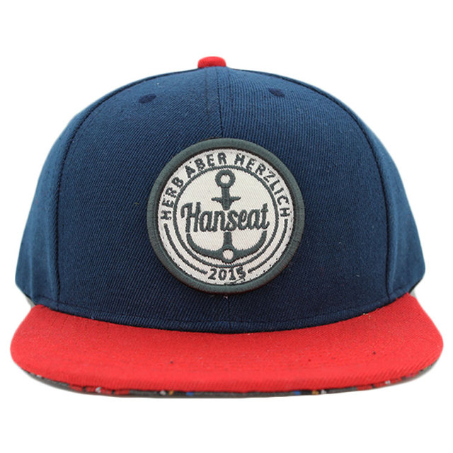 2016 Hip-Hop Cowboy Cap Embroidery Men Sport Hats Snapback Made In China
