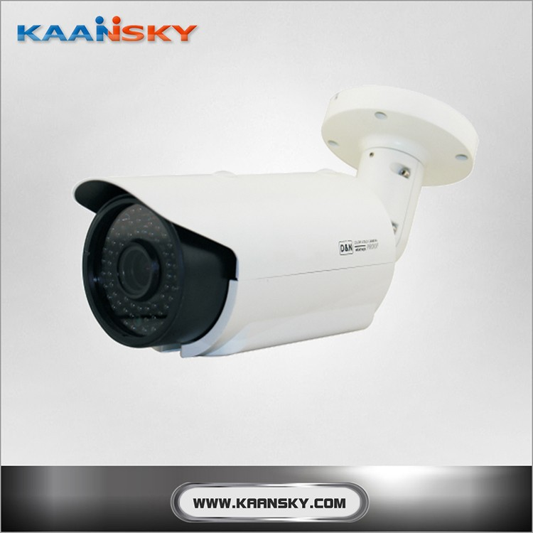 2015 Hot Sale Bullet 1MP & 1.3MP &2MP HD analog CCTV Sony AHD Outdoor Security Camera