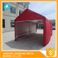 JQA1220 Nice Design Outdoor Metal Car Carports Tents Sale
