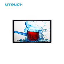 5mm tempered glass quality 42 inch touch screen all in one <strong>computer</strong>