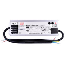 Meanwell HLG-150H-36A 150W 36V waterproof electronic led driver IP67