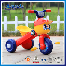 Lovely baseball boy kids tricycle / kids bike 3 wheels / child tricycle kids pedal car for sale