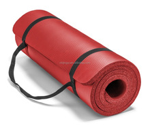 TPE NBR PVC Eco-friendly high quality exercise light weight best sale yoga mat 15mm