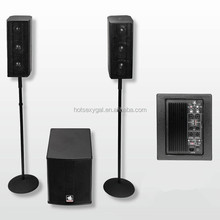 S224 wireless surround speakers 5.1 home theater with CE and RoHS
